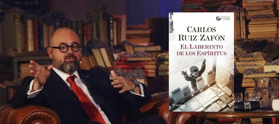 'El laberinto de los espíritus', de Carlos Ruiz Zafón