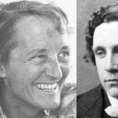 Lewis Carroll y Elizabeth Kübler-Ross