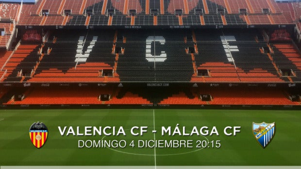 Valencia C.F - Málaga C.F