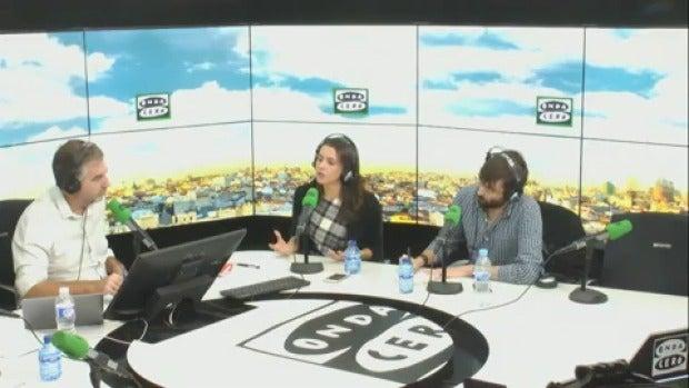 """Inés Arrimadas: """"Viendo mis intervenciones en el Parlament de Cataluña, ¿cómo pueden llamarme nacionalista?"""""""