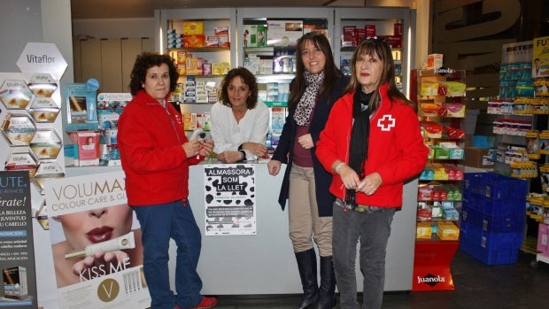 La recogida se llevará a cabo en varias farmacias del municipio.