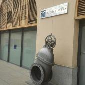 Sede de la empresa mixta Aigües d'Elx.
