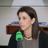 Anna González en El Transistor.