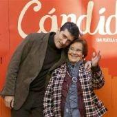 Cándida Villar y Guillermo Fesser de 'Gomaespuma'