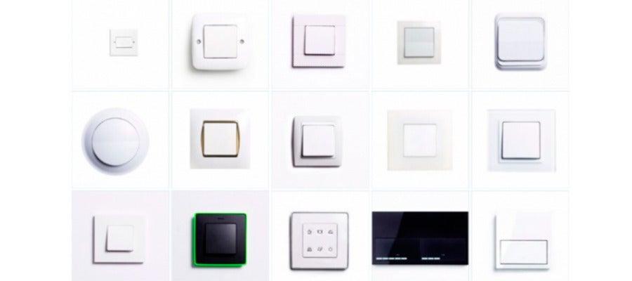 Interruptores de la marca Simon
