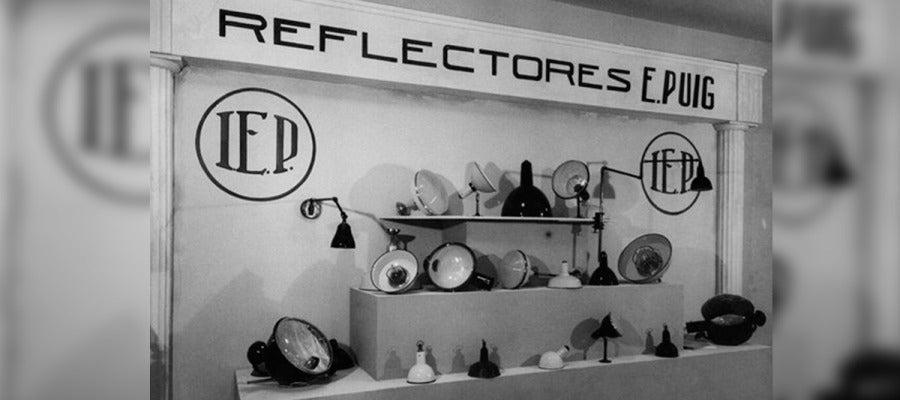 Algunos de los productos Simón en las décadas de los 50 y 60
