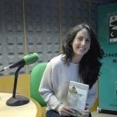 María Oruña en Un Alto en el Camino