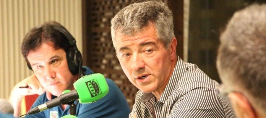 """Miguel Ángel Gil: """"Sin duda la persona más relevante en lo deportivo es Simeone"""""""