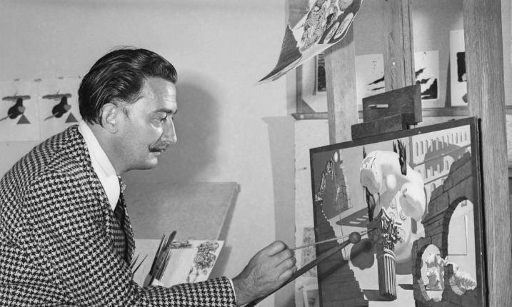 Punta Norte: Dalí y el testimonio Morse