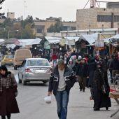 La ciudad Siria de Alepo