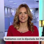 Susana Sumelzo en Espejo Público