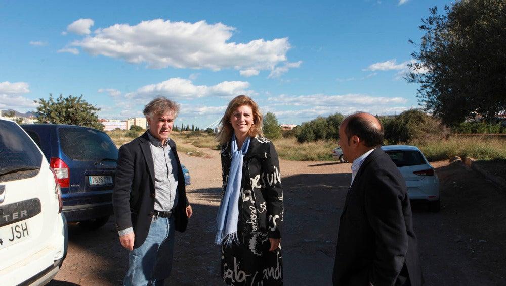 La alcaldesa Amparo Marco destaca que esta conexión facilitará el uso de servicios públicos y equipamientos en ambas zonas.