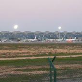 El Aeropuerto Alicante-Elche supera los 12 millones de pasajeros.