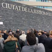 Elche ha dedicado la calle principal de la Ciudad de la Justicia a los abogados asesinados en 1977 en Atocha.
