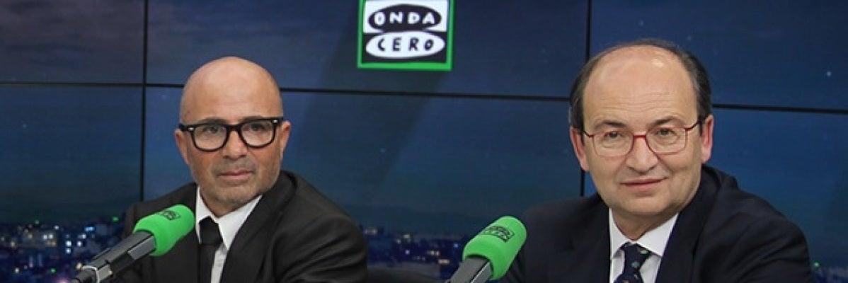 """Jorge Sampaoli: """"Luchar por la Liga no es una ilusión, es una realidad"""""""