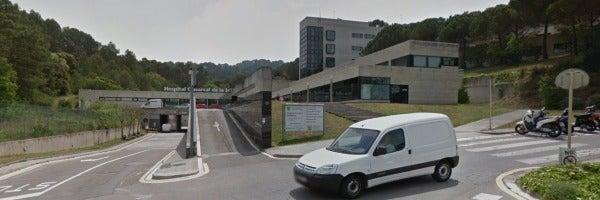 Hospital Comarcal de la Selva, en Blanes