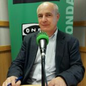 José Antonio Turrado en los micrófonos de Onda Cero