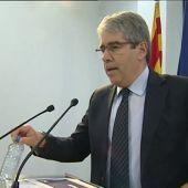 Frame 23.407577 de: Homs denuncia a Rajoy ante la Fiscalía por presunta desobediencia al Tribunal Constitucional