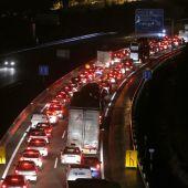 Complicaciones en las carreteras de las grandes ciudades durante última fase de la Operación Salida navideña