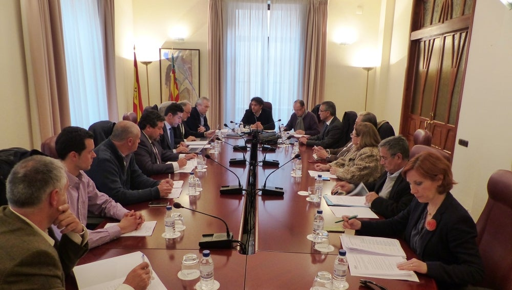 Consejo de administración de Aerocas.