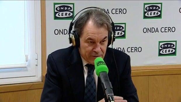 """Artur Mas: """"El juicio contra mí por la consulta del 9-N no tiene base legal"""""""