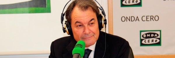 """Artur Mas: """"Hemos perdido el miedo a un Estado que nos trata como súbditos y no como ciudadanos"""""""