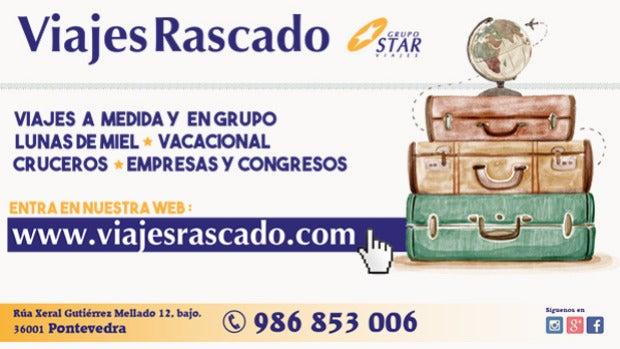Viajes Rascado Pontevedra