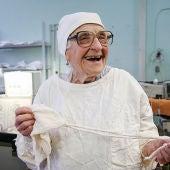 Alla Levushkina, la cirujana de 89 años