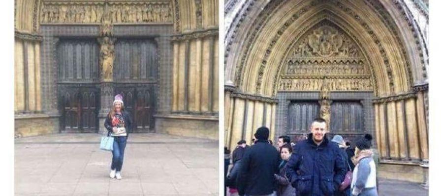 Visita a Westminster