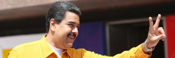 """Nicolás Maduro: """"Espero estar pronto en España con mi gran amigo Mariano Rajoy"""""""