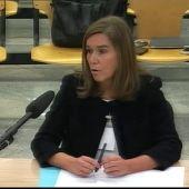 Frame 40.16223 de: La exministra Ana Mato y un representante del PP comparecen hoy en el juicio por la primera época de Gürtel