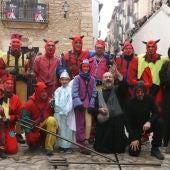 Fiesta de Sant Antoni de Vilafranca.