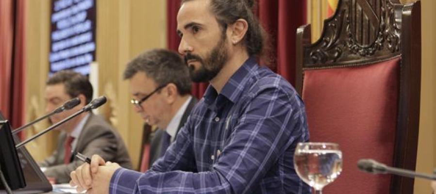 Baltasar 'Balti' Picornell ya es presidente del Parlament balear