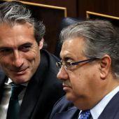 Íñigo de la Serna y Juan Ignacio Zoido