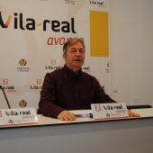 El regidor de Cultural, Eduardo Pérez Arribas ha presentat el pressupost econòmic per al 2017.