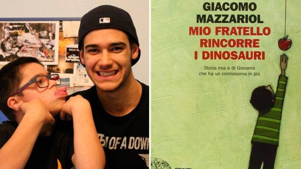 El tintero: La emotiva historia de como Giacomo aceptó a su hermano con Sindrome de Down