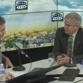 Frame 1091.172543 de:  Entrevista completa al ministro de Exteriores en Más de uno