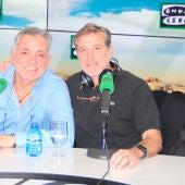 Emilio Aragón y Juan Ramón Lucas en Onda Cero