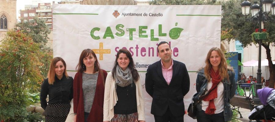 La concejala de Sostenibilidad Ambiental del Ayuntamiento de Castellón, Sara Usó,  anima a los ciudadanos a participar.