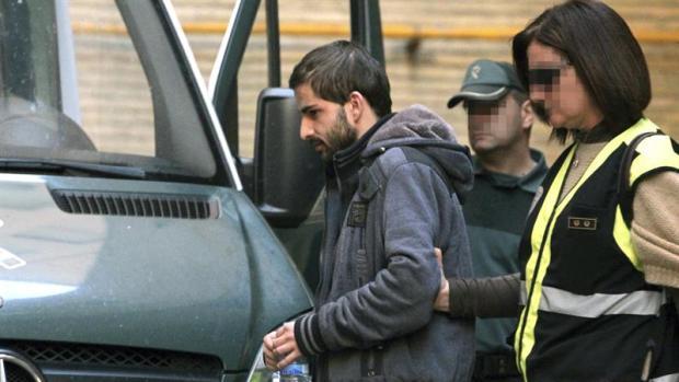 Miguel Carcaño, el asesino confeso de Marta del Castillo