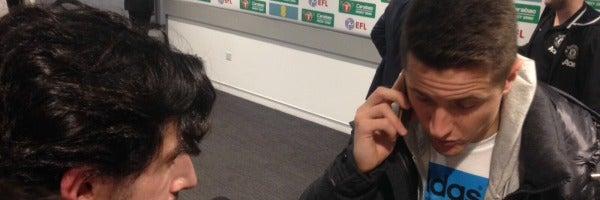 """Ander Herrera: """"Va a estar caro entrar en la Champions, pero es el objetivo"""""""