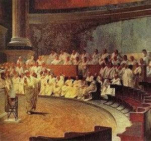 Juicio a la historia: La abogadas en Roma