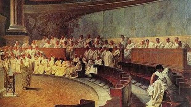 Juicio a la historia: Las abogadas en Roma