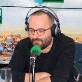Fernando González Molina en Onda Cero