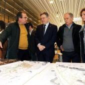 El futuro Plan General de Castellón define la unidad de ejecución Crèmor, con una superficie de más de 200.000 metros cuadrados.
