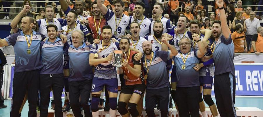 Can Ventura Palma, campeón de la Copa del Rey 2017