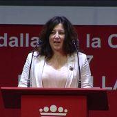 """Frame 0.0 de: La hermana de Pablo Ráez: """"Hay muchas personas que hablan con los ojos, él hablaba con la sonrisa""""."""