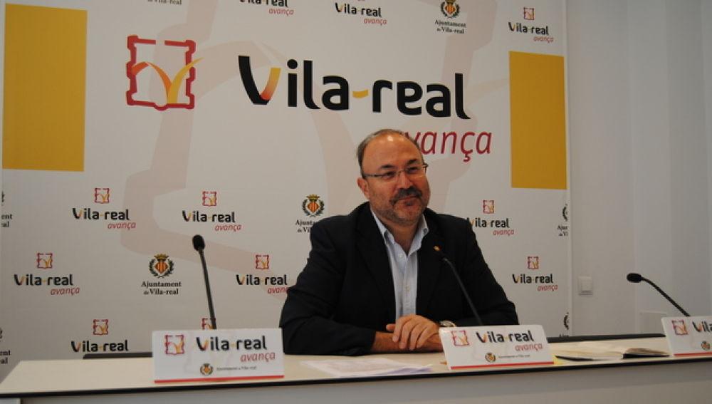 El regidor de Territori, Emilio Obiol ha anunciat que la Generalitat ha adjudicat definitivament la redacció del projecte de la ronda Sud-oest de Vila-real.