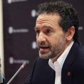 Andrés Conde, director de Save the Children España