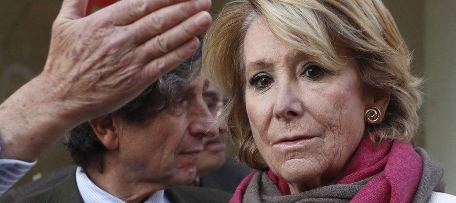 Esperanza Aguirre, La portavoz del PP en el Ayuntamiento de Madrid